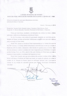 Oficio Bancada PSOL 0004 2018